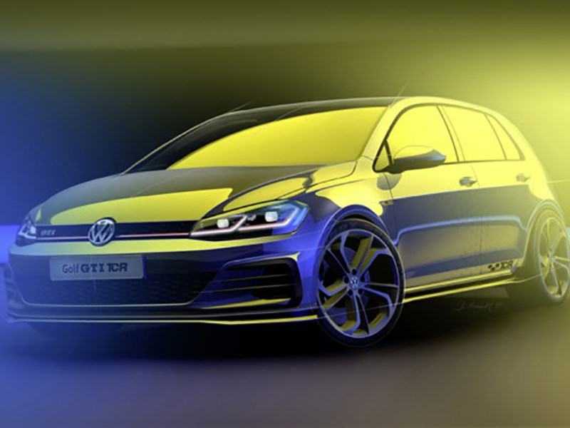 Гоночный VW Golf GTI TCR получит дорожную версию